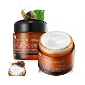 Корейский продукт Mizon All In One Snail Repair Cream