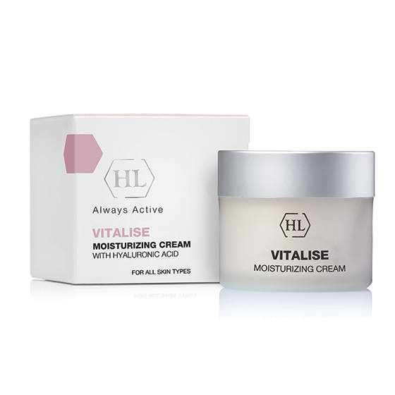 Крем Holy Land Cosmetics Vitalise Moisturizing Cream