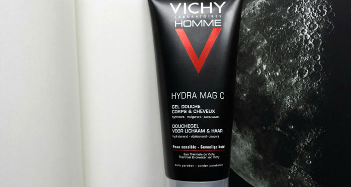 Крем для лица vichy homme hydra mag c