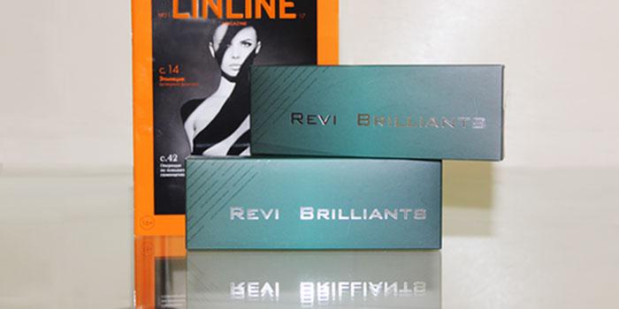 Цена биоревитализанта Revi Brilliants